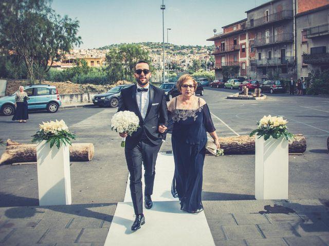 Il matrimonio di Martina e Daniele a Bronte, Catania 52