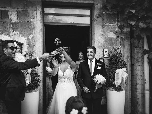 Il matrimonio di Martina e Daniele a Bronte, Catania 55