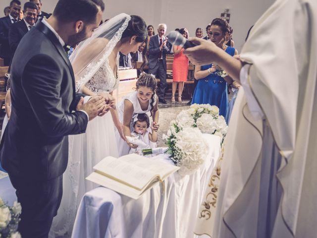 Il matrimonio di Martina e Daniele a Bronte, Catania 72