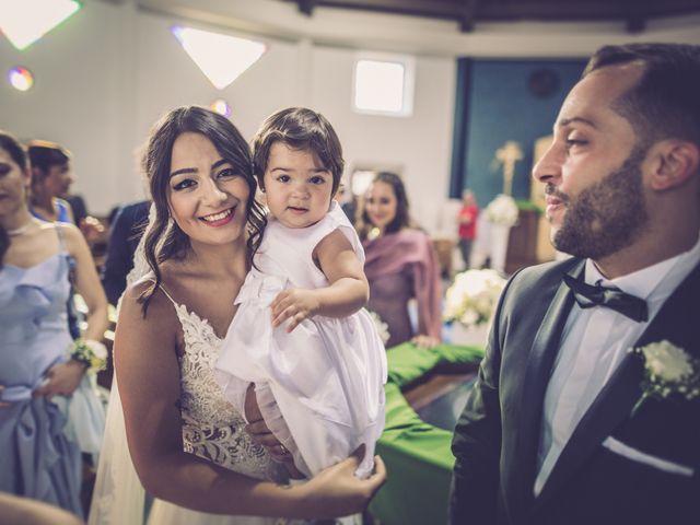 Il matrimonio di Martina e Daniele a Bronte, Catania 80