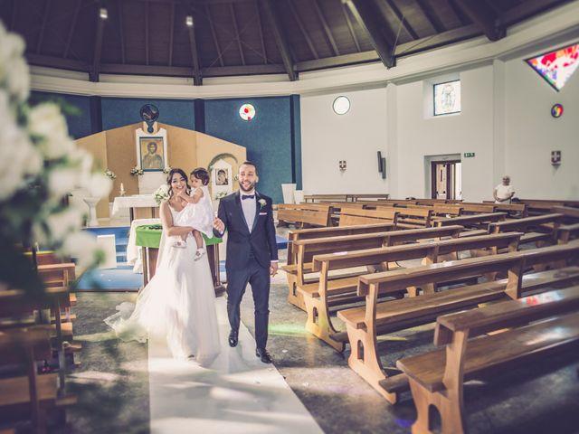 Il matrimonio di Martina e Daniele a Bronte, Catania 81