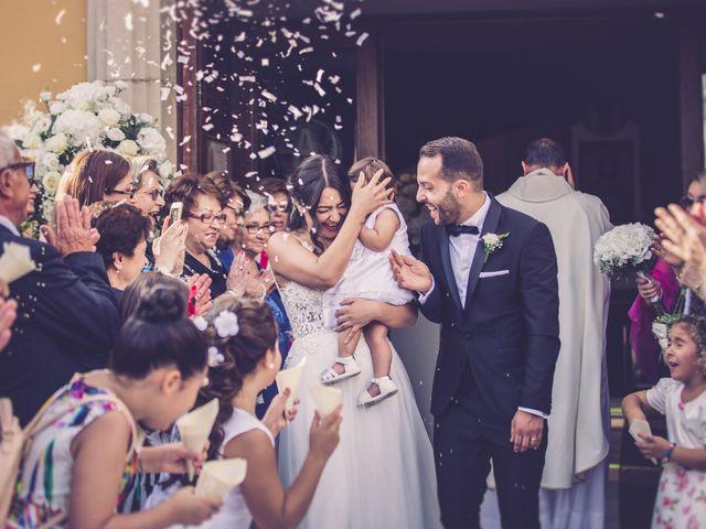 Il matrimonio di Martina e Daniele a Bronte, Catania 84