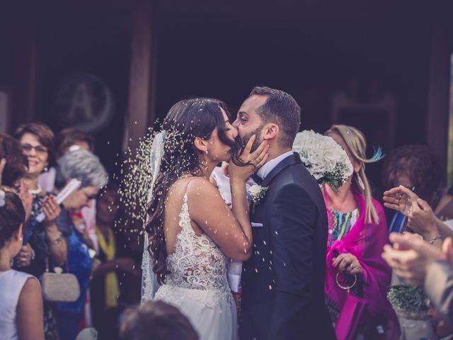 Il matrimonio di Martina e Daniele a Bronte, Catania 85