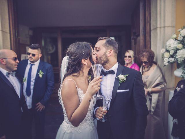 Il matrimonio di Martina e Daniele a Bronte, Catania 87