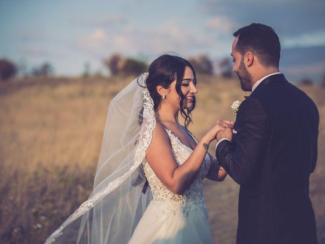 Il matrimonio di Martina e Daniele a Bronte, Catania 92