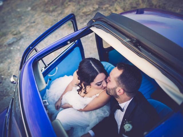 Il matrimonio di Martina e Daniele a Bronte, Catania 106