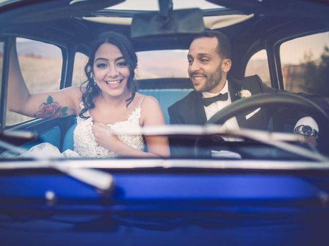 Il matrimonio di Martina e Daniele a Bronte, Catania 107