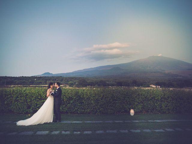 Il matrimonio di Martina e Daniele a Bronte, Catania 113