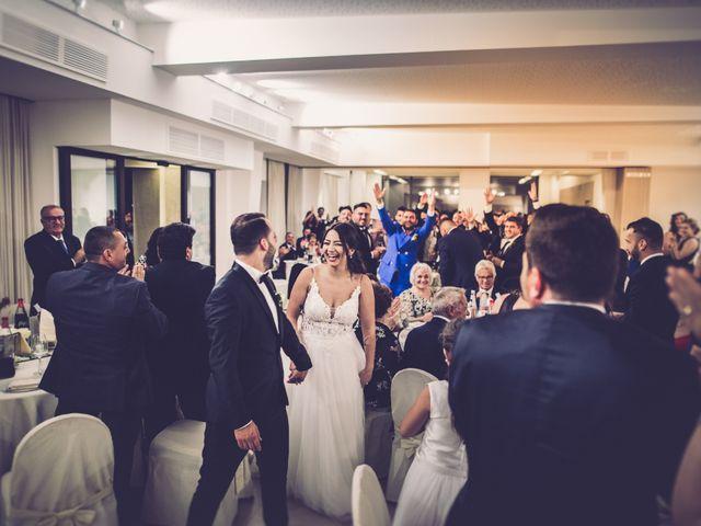 Il matrimonio di Martina e Daniele a Bronte, Catania 117