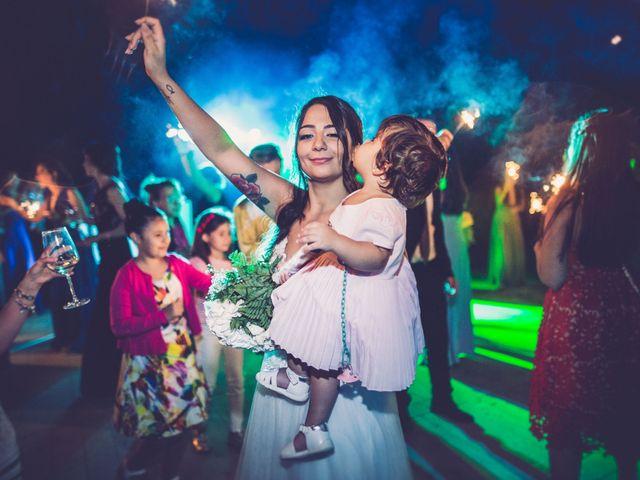 Il matrimonio di Martina e Daniele a Bronte, Catania 130