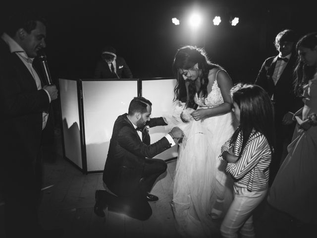 Il matrimonio di Martina e Daniele a Bronte, Catania 135
