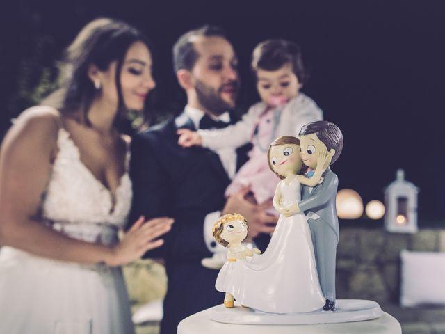 Il matrimonio di Martina e Daniele a Bronte, Catania 140