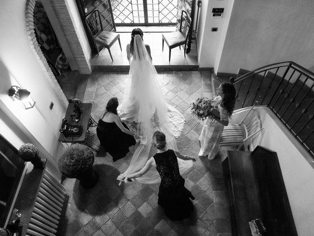 Il matrimonio di Valeria e Stefano a Grottaferrata, Roma 24