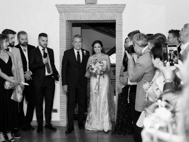 Il matrimonio di Valeria e Stefano a Grottaferrata, Roma 27