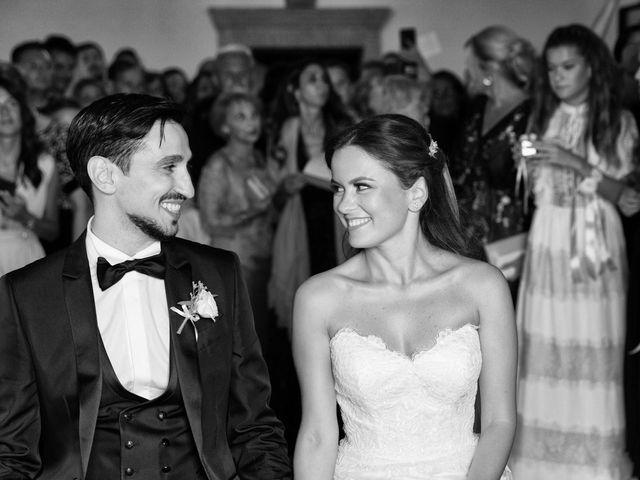 Il matrimonio di Valeria e Stefano a Grottaferrata, Roma 28