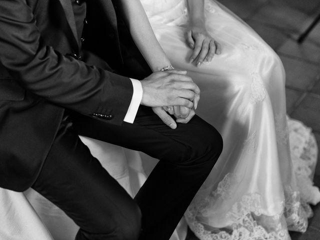 Il matrimonio di Valeria e Stefano a Grottaferrata, Roma 31