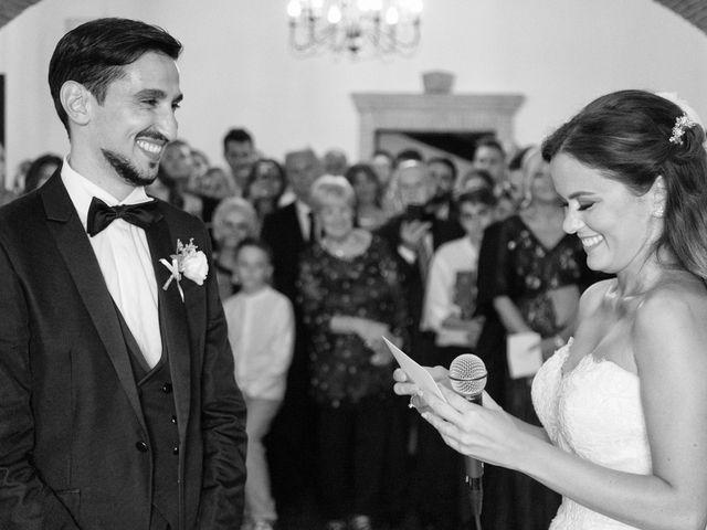 Il matrimonio di Valeria e Stefano a Grottaferrata, Roma 33