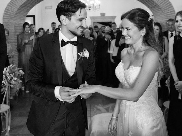 Il matrimonio di Valeria e Stefano a Grottaferrata, Roma 35