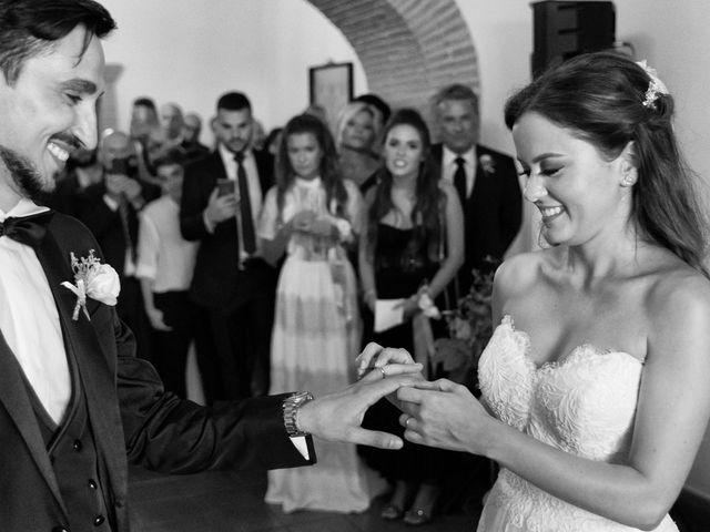 Il matrimonio di Valeria e Stefano a Grottaferrata, Roma 37