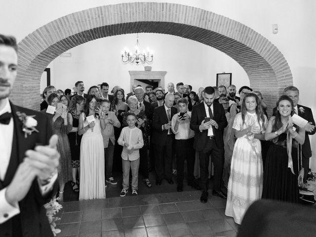 Il matrimonio di Valeria e Stefano a Grottaferrata, Roma 39