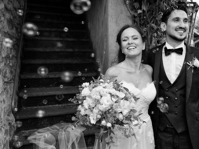 Il matrimonio di Valeria e Stefano a Grottaferrata, Roma 43