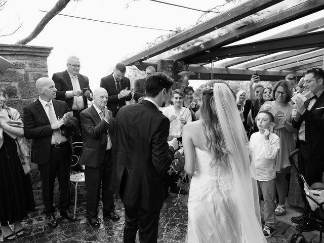 Il matrimonio di Valeria e Stefano a Grottaferrata, Roma 46