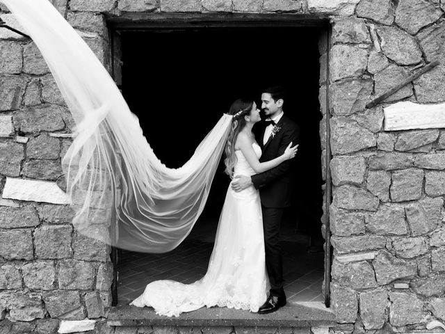 Il matrimonio di Valeria e Stefano a Grottaferrata, Roma 52
