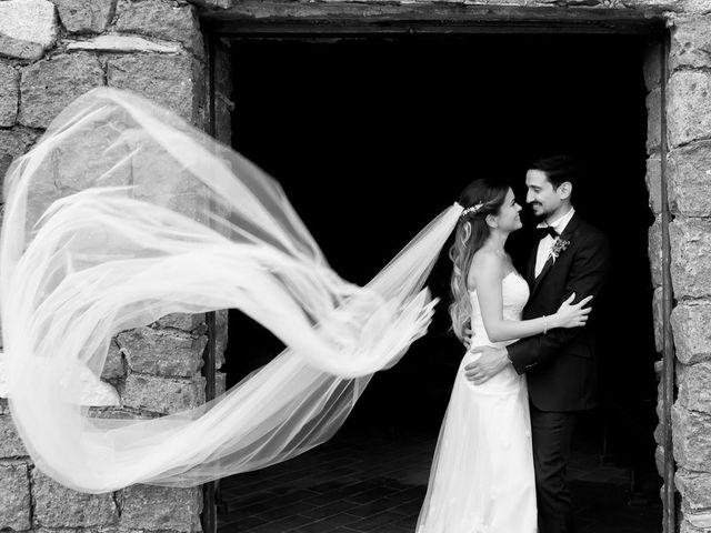 Il matrimonio di Valeria e Stefano a Grottaferrata, Roma 1