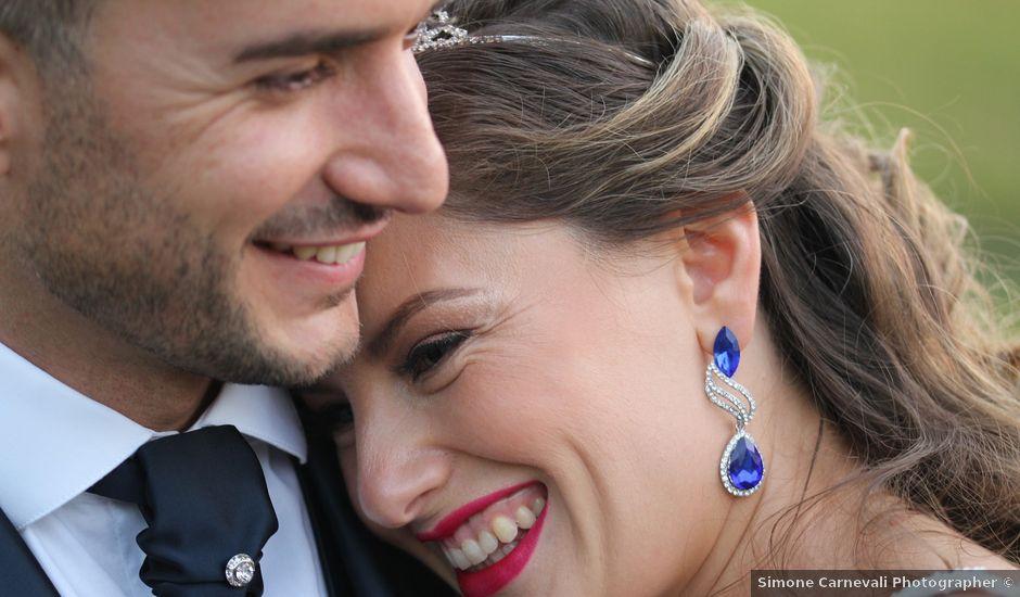 Il matrimonio di Indrit e Elona a Montebello della Battaglia, Pavia