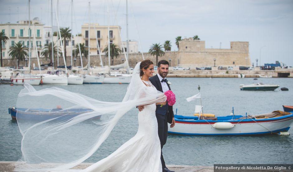 Il matrimonio di Vito e Luciana a Bari, Bari