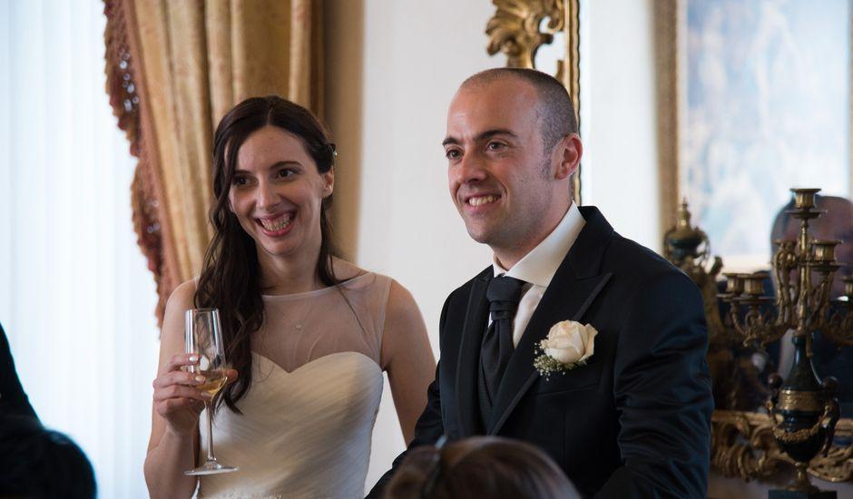 Il matrimonio di Lucia e Marco  a Casaleone, Verona