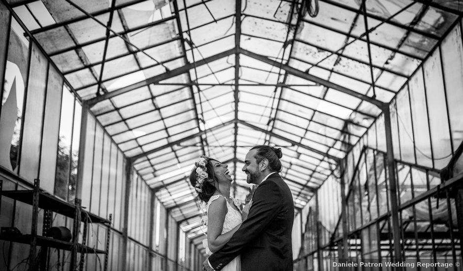 Il matrimonio di Claudio e Giorgia a Roma, Roma