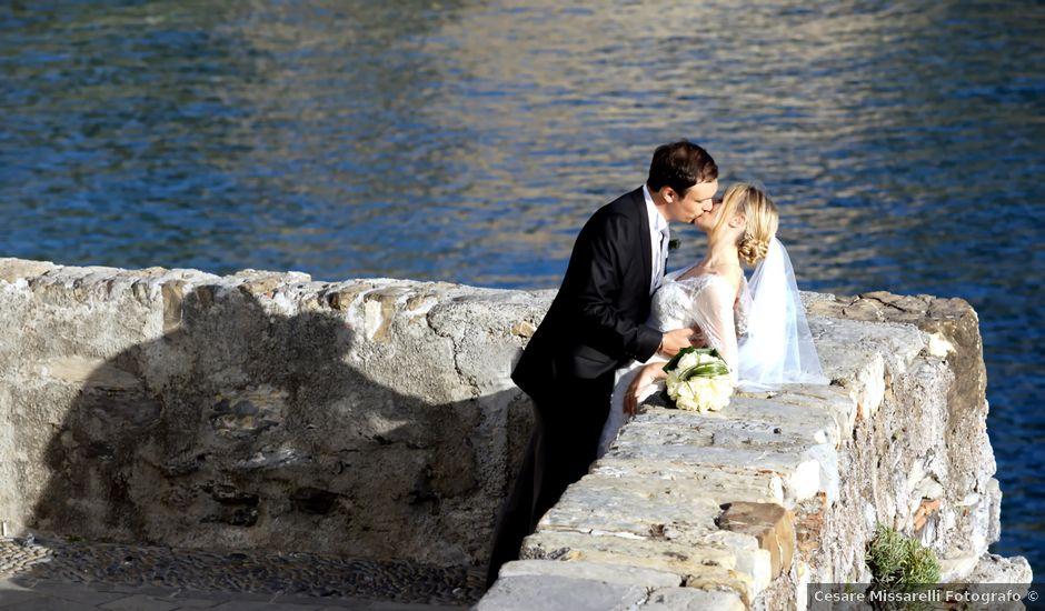 Il matrimonio di Federica e Riccardo a Bogliasco, Genova