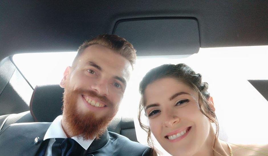 Il matrimonio di Samuele e Giada a Trecate, Novara