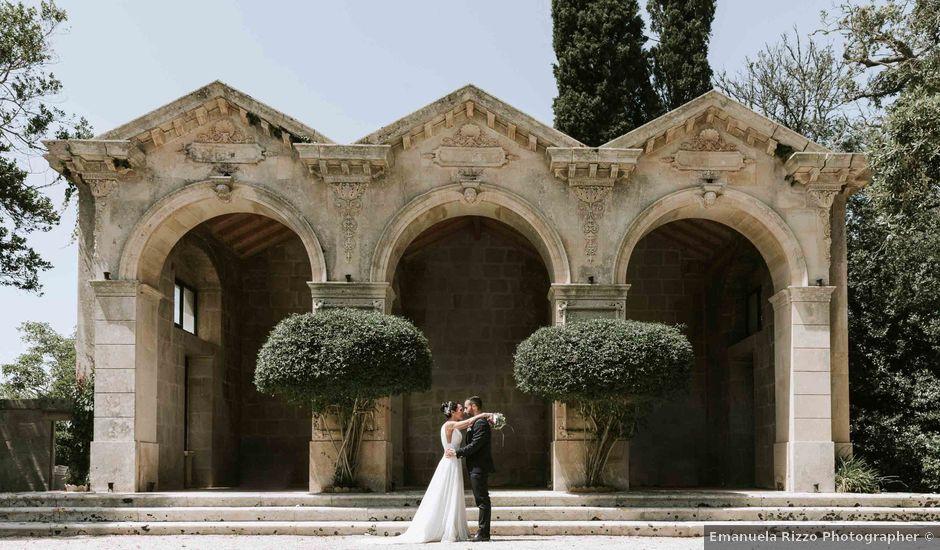Il matrimonio di Giuseppe e Sara a Casarano, Lecce
