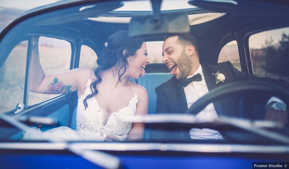 Il matrimonio di Martina e Daniele a Bronte, Catania