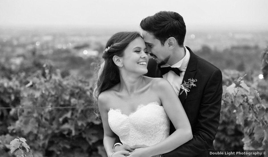 Il matrimonio di Valeria e Stefano a Grottaferrata, Roma