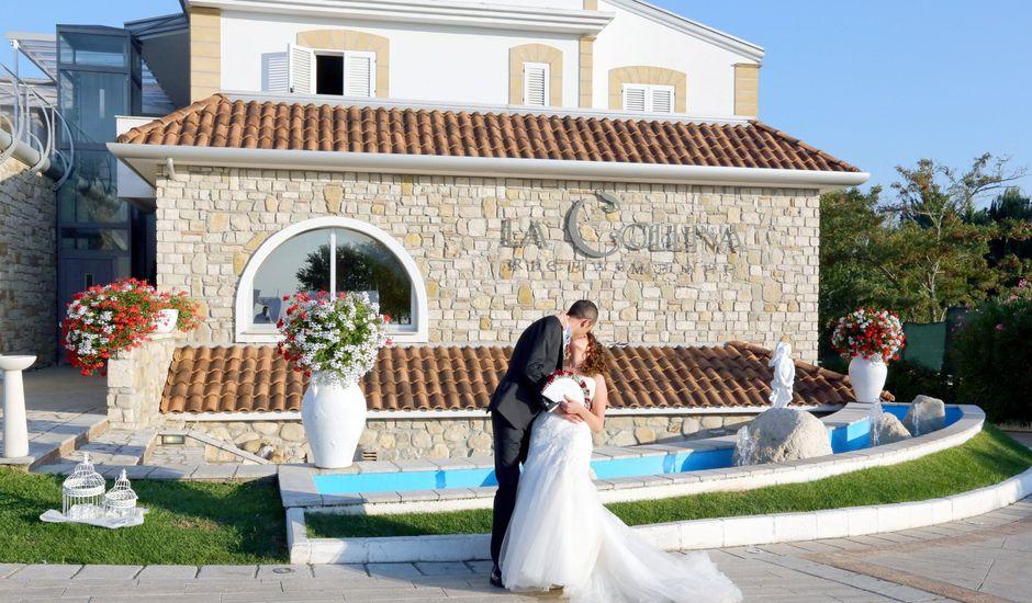 Il matrimonio di Nika e Maurizio  a Bisaccia, Avellino