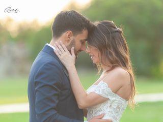 Le nozze di Magda e Gaetano