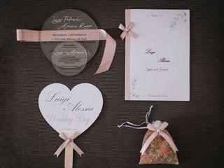 Le nozze di Alessia e Luigi 1