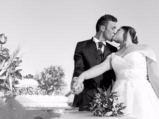 Le nozze di Gianluca e Miriam