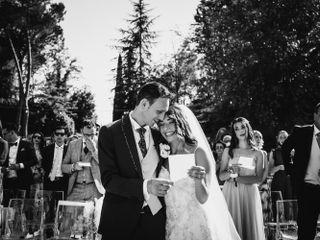 Le nozze di Elisa e Moreno