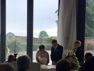 le nozze di Silvia Ghidini  e Marco Saresera  2