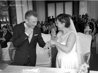 Le nozze di Silvia Ghidini  e Marco Saresera