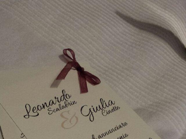 Il matrimonio di Leonardo e Giulia a Campo San Martino, Padova 3
