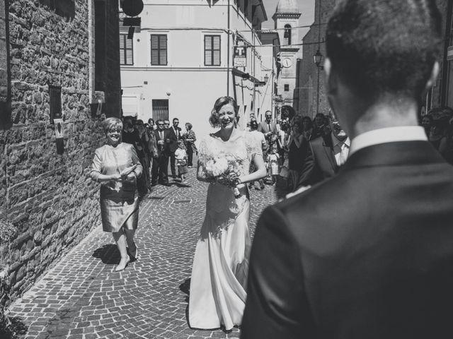 Il matrimonio di Manuel e Francesca a Staffolo, Ancona 19