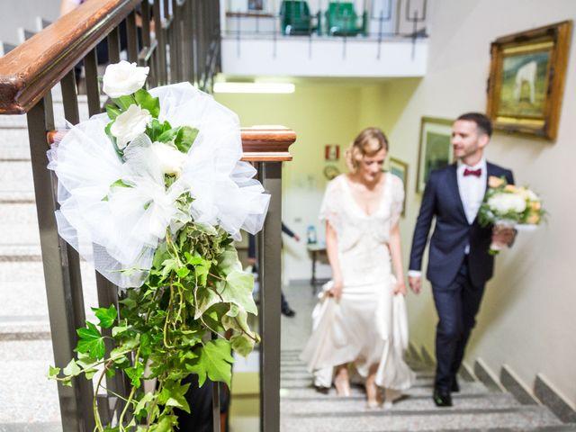Il matrimonio di Manuel e Francesca a Staffolo, Ancona 20