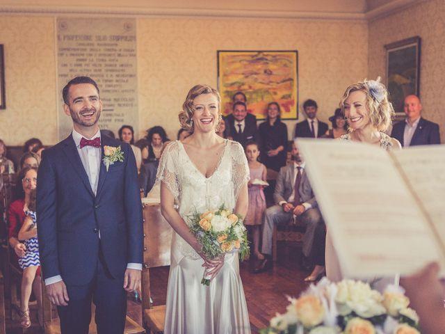 Il matrimonio di Manuel e Francesca a Staffolo, Ancona 23