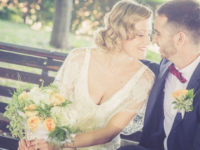Il matrimonio di Manuel e Francesca a Staffolo, Ancona 26