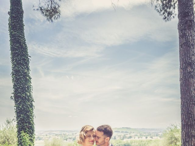 Il matrimonio di Manuel e Francesca a Staffolo, Ancona 27